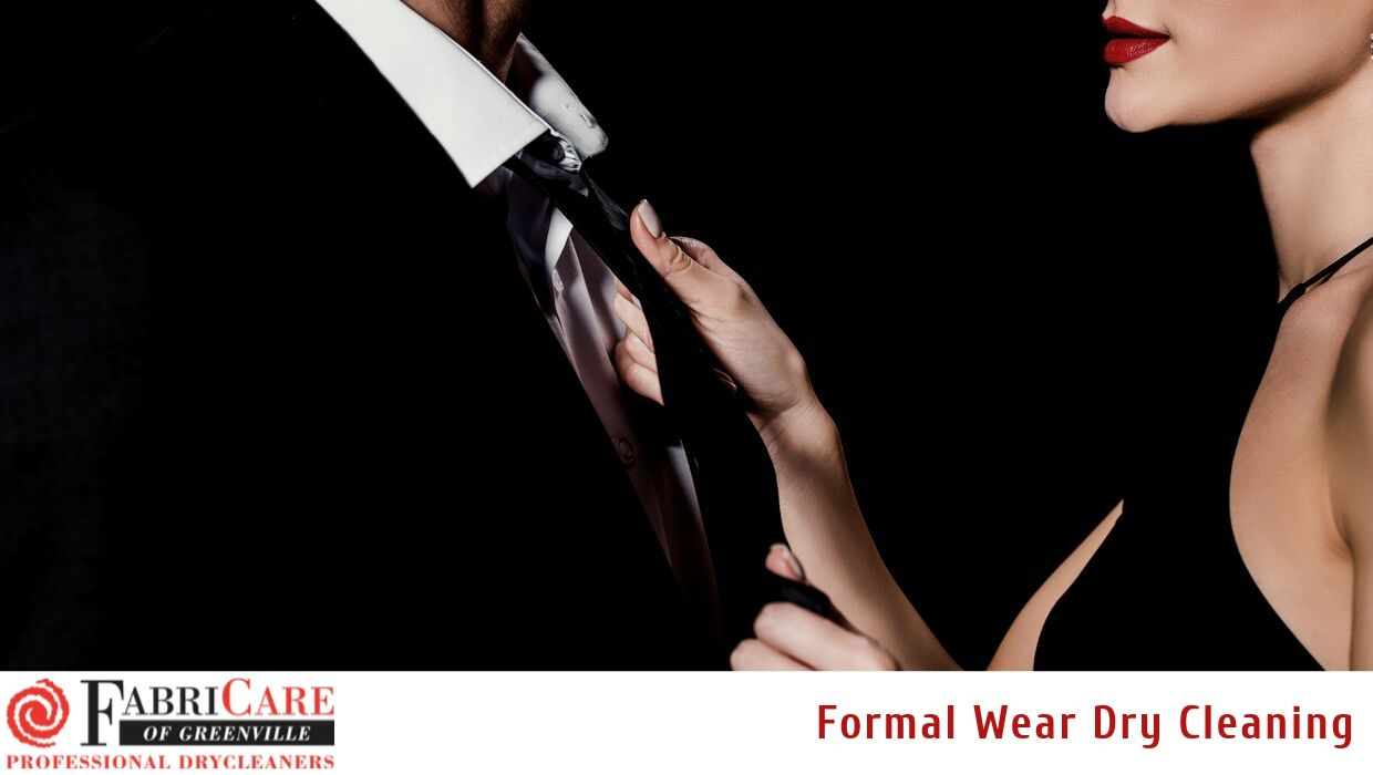 Formal Wear Dry Cleaning