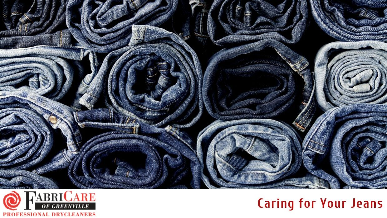 Caring For Your Jeans