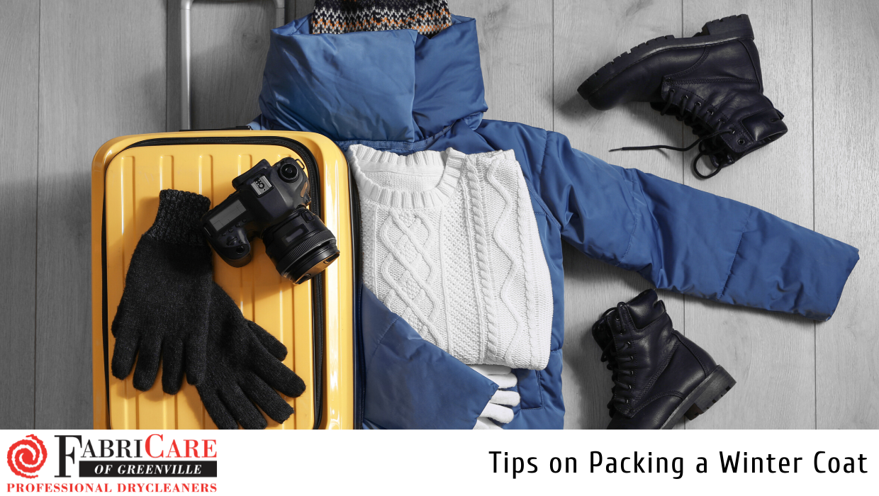 Tips on Packing a Winter Coat