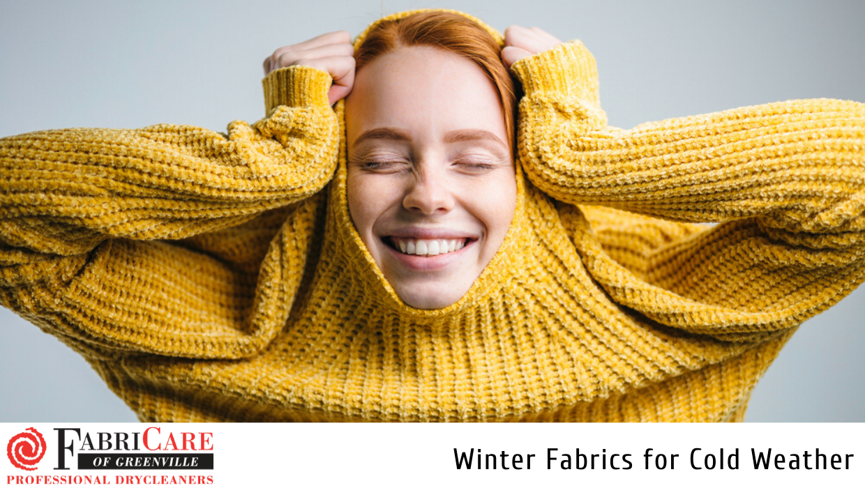 Winter Fabrics for Cold Weather