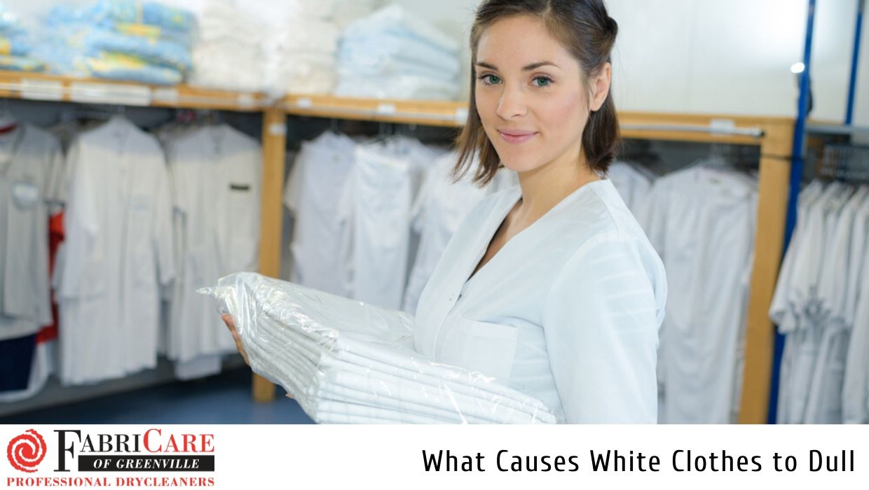 What Causes Whites To Dull