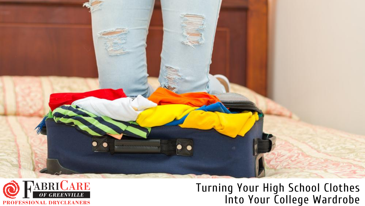Turning Your High School Clothes Into Your College Wardrobe